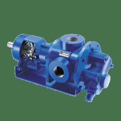 Tandwielpomp Gorman Rupp rotary gear