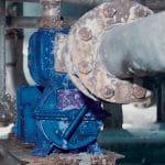 Gorman Rupp pomp corrosieve vloeistof