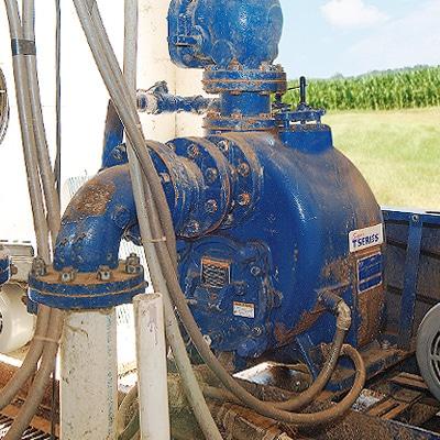 Gorman Rupp AGRO agrarische pompen
