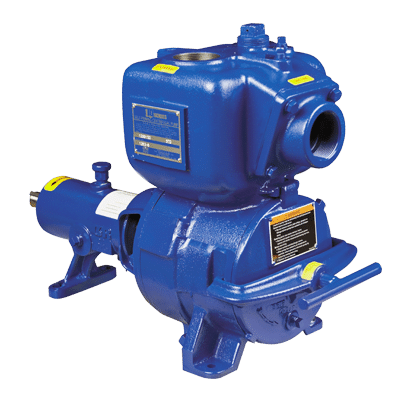 10 Series Self-Priming Centrifugal Pumps