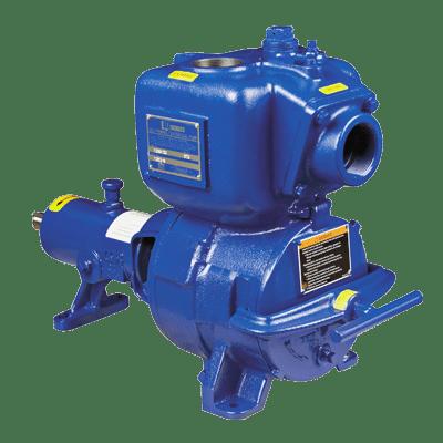 Gorman Rupp centrifugaal pomp 10 serie