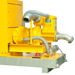 Selwood Seltorque serie centrifugaal pompen