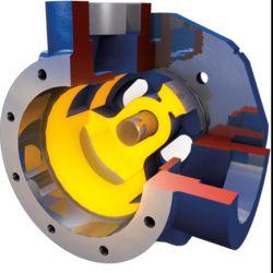 Gorman Rupp rotary gear